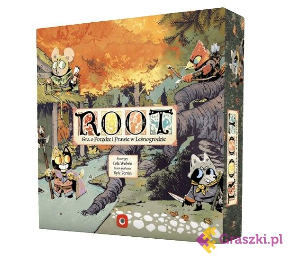 Root - Edycja Polska (Przedsprzedaż) | Portal